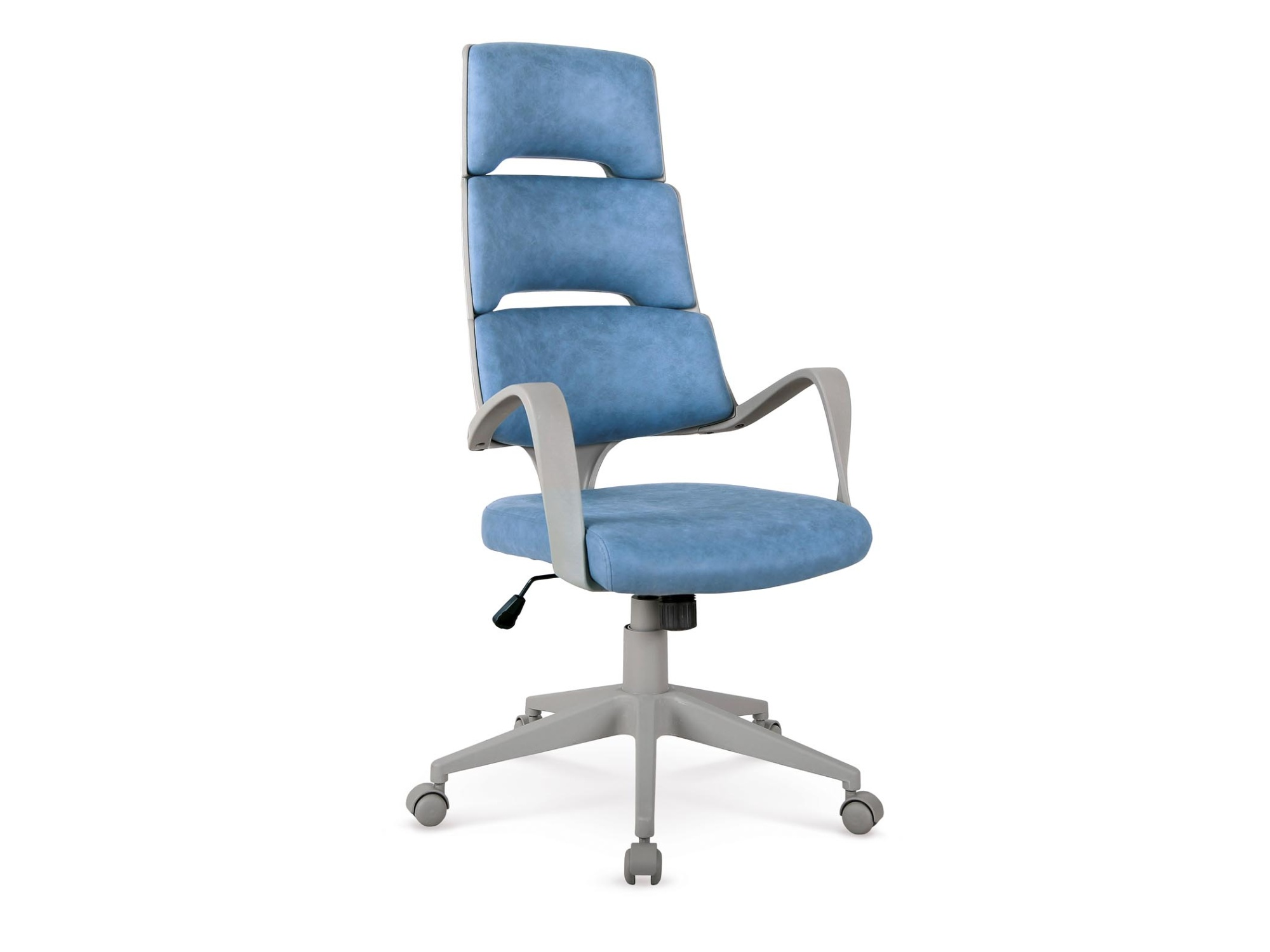 Kancelářská židle CALYPSO, modro-šedá