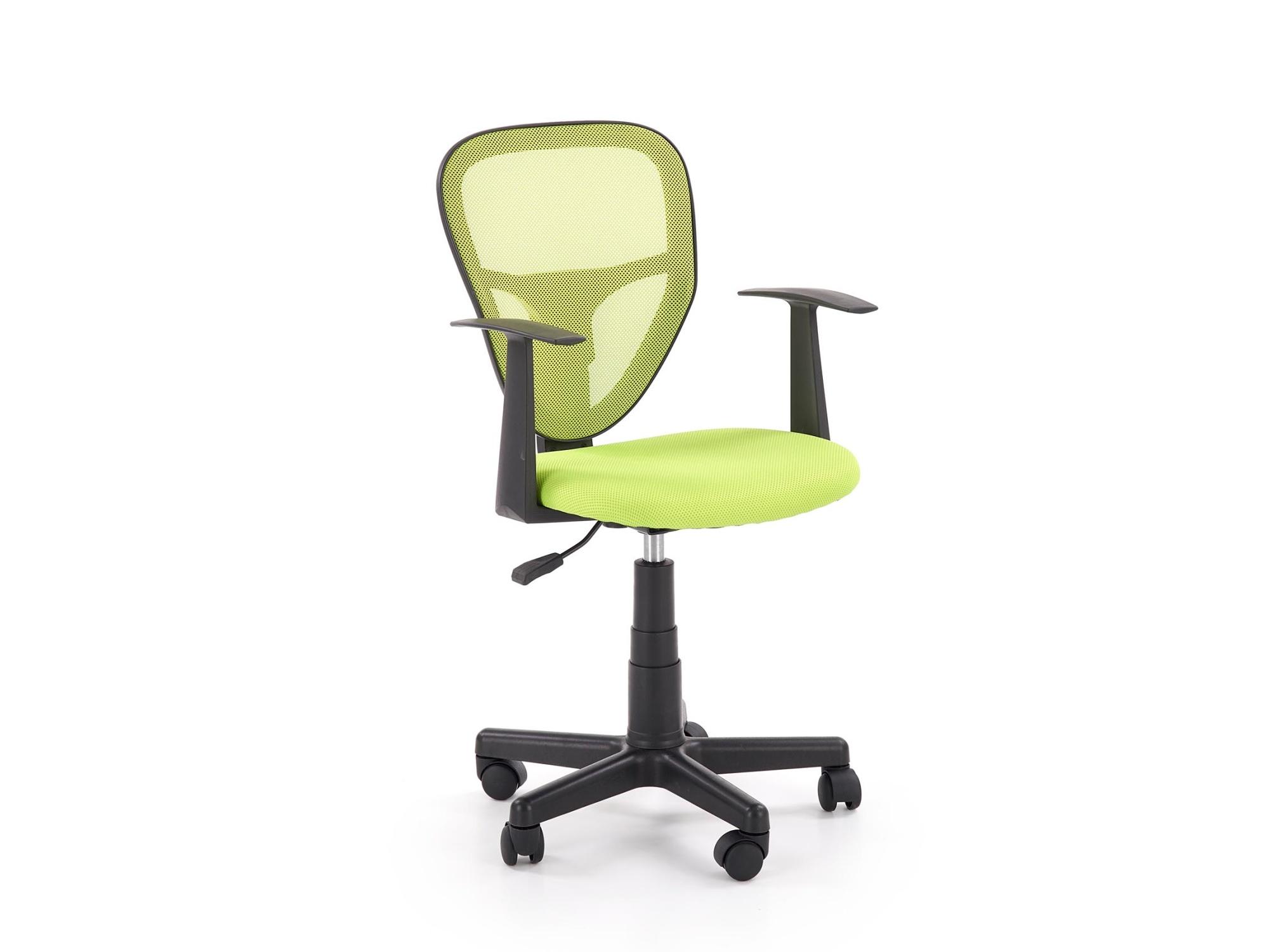 Dětská kancelářská židle SPIKER, zelená