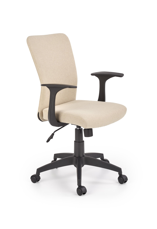 Dětská kancelářská židle NODY, béžová